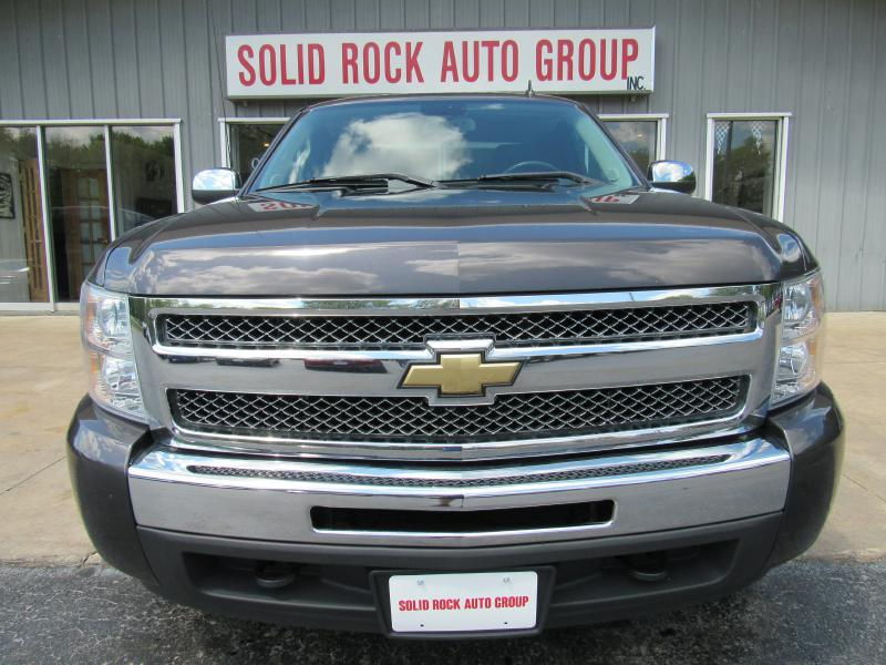 2011 CHEVROLET SILVERADO 1500  LT for sale at Solid Rock Auto Group