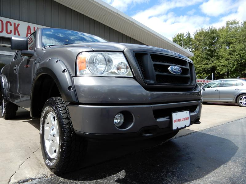 2008 FORD F150  for sale in Garrettsville, Ohio