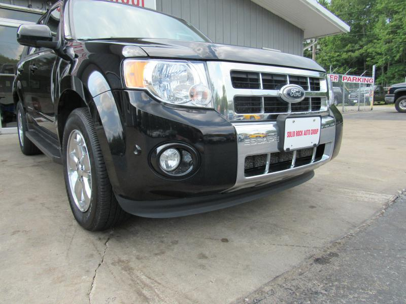 2012 FORD ESCAPE for sale at Solid Rock Auto Group