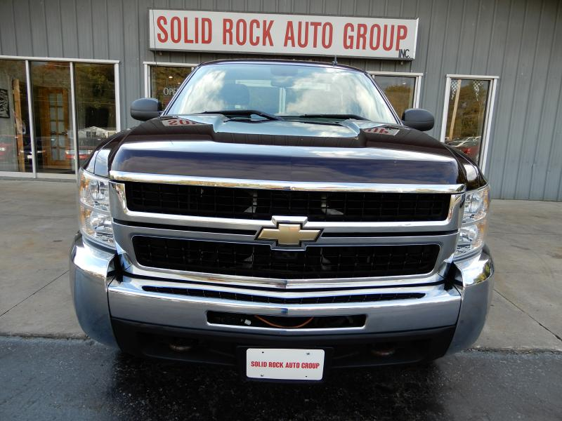 2009 CHEVROLET SILVERADO 2500  HEAVY DUTY 4X4 for sale at Solid Rock Auto Group