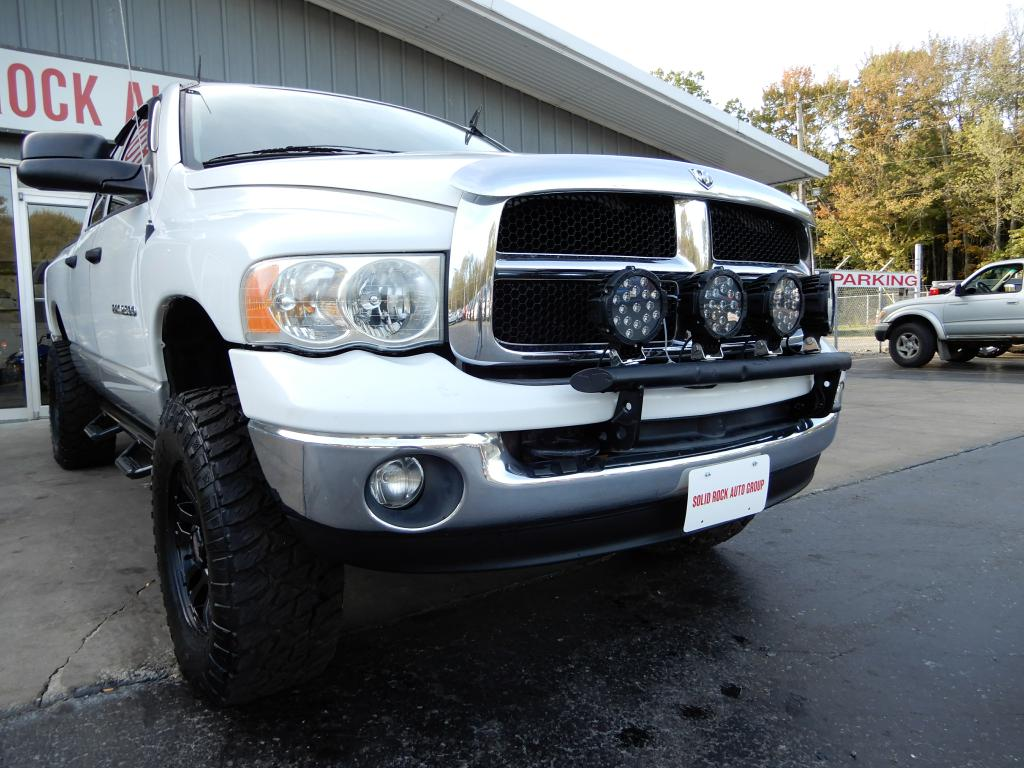 2005 DODGE RAM 2500 for sale at Solid Rock Auto Group