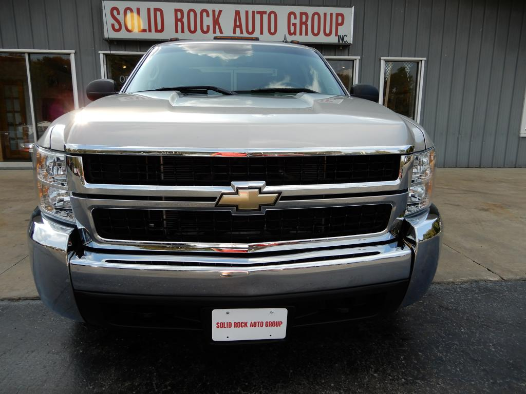 2007 CHEVROLET SILVERADO 2500  HEAVY DUTY for sale at Solid Rock Auto Group