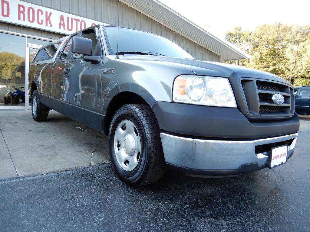2007 FORD F150  for sale in Garrettsville, Ohio