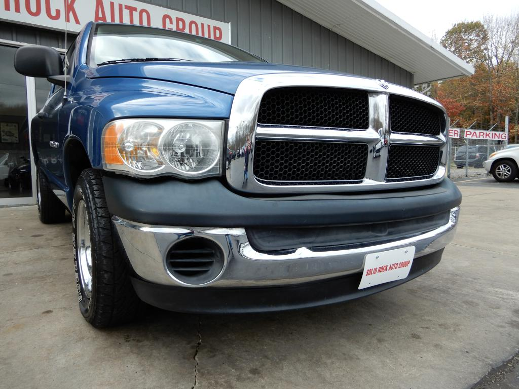 2005 DODGE RAM 1500 for sale at Solid Rock Auto Group