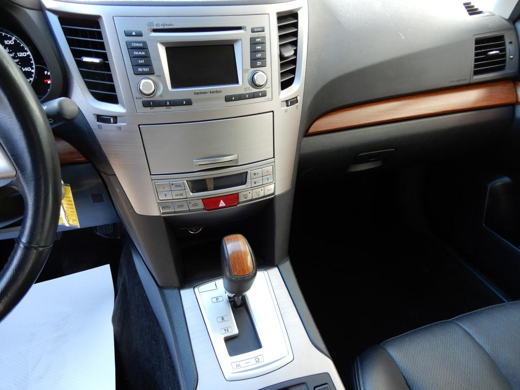 2013 SUBARU OUTBACK 2.5I LIMITED for sale at Solid Rock Auto Group