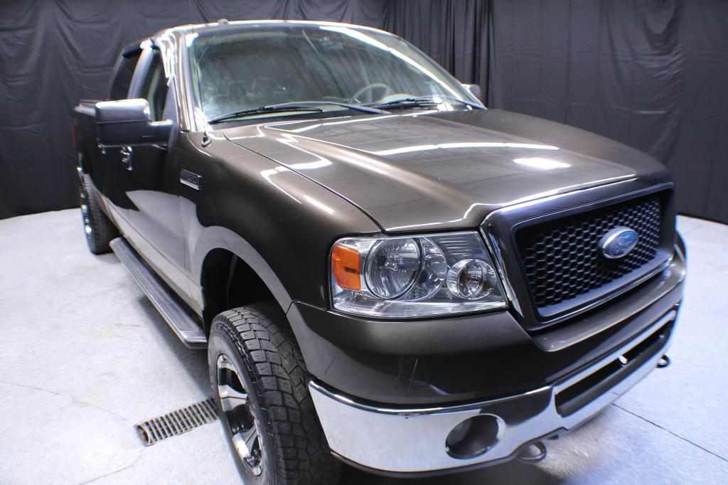 2008 FORD F150 SUPERCREW for sale at Solid Rock Auto Group