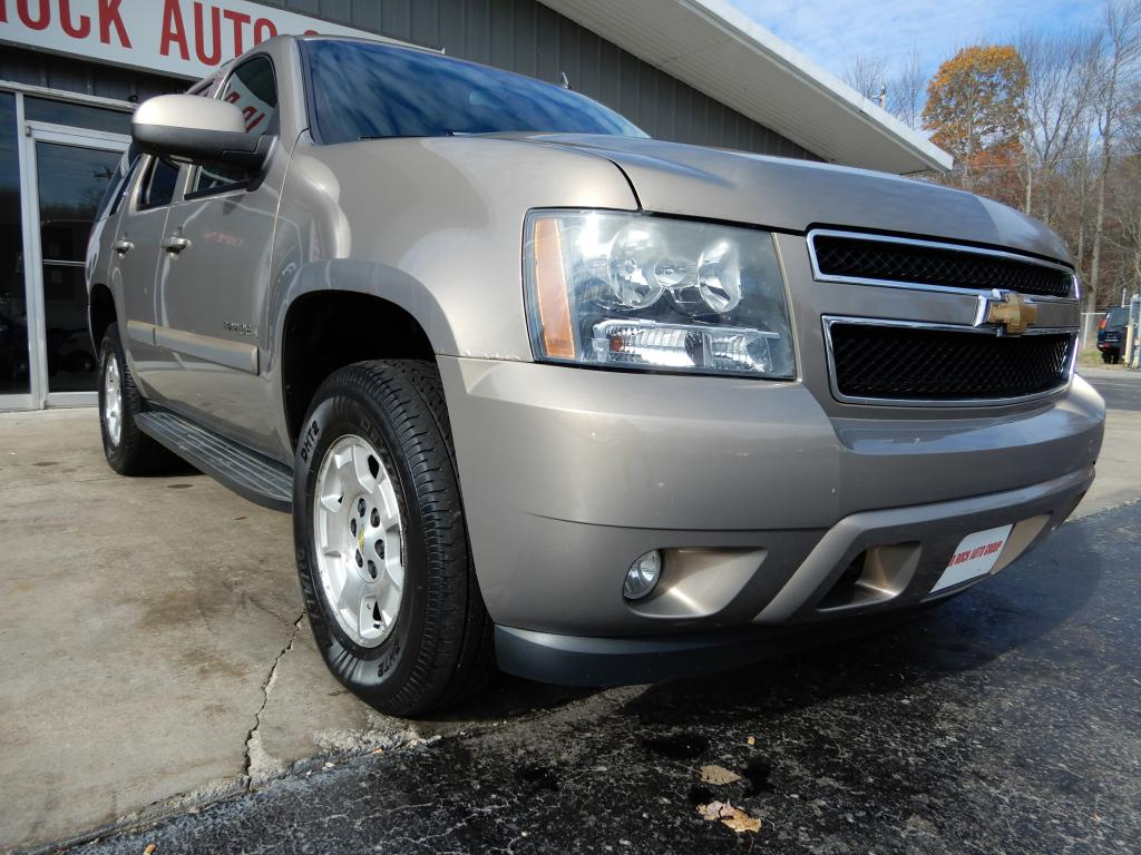 2007 CHEVROLET TAHOE 1500 LT 3RD ROW for sale at Solid Rock Auto Group