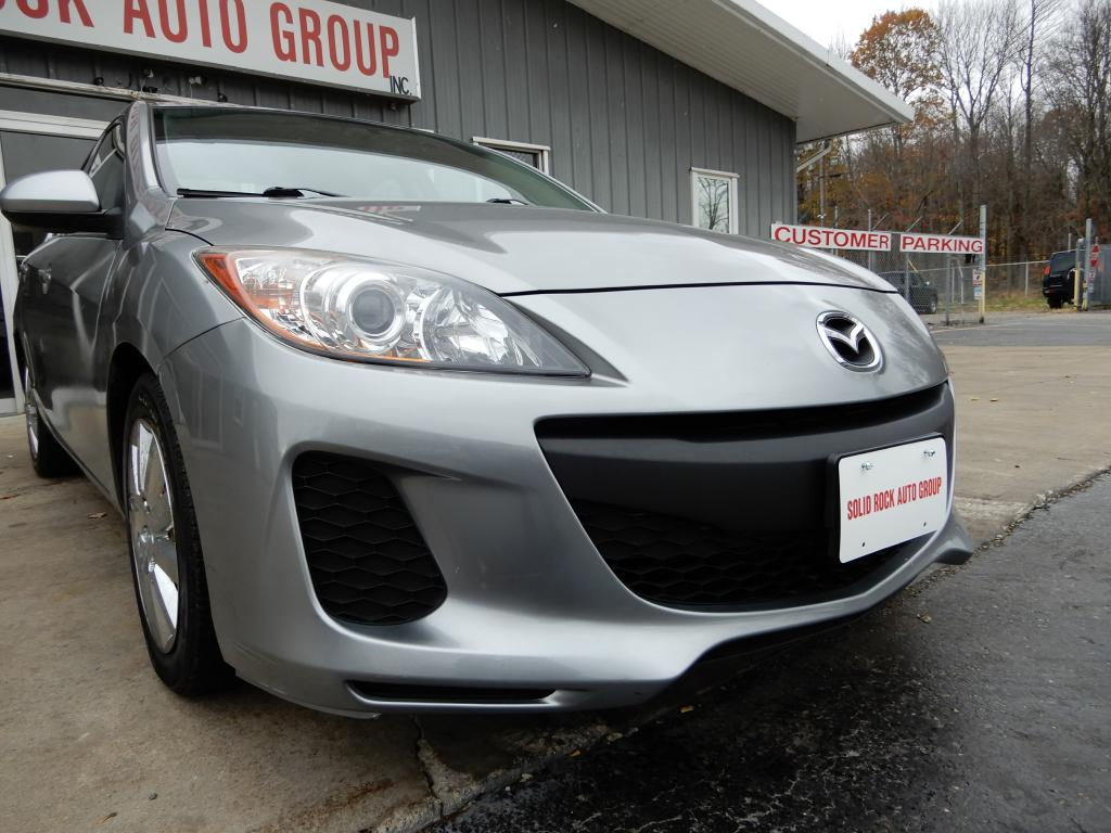 2012 MAZDA 3 for sale at Solid Rock Auto Group