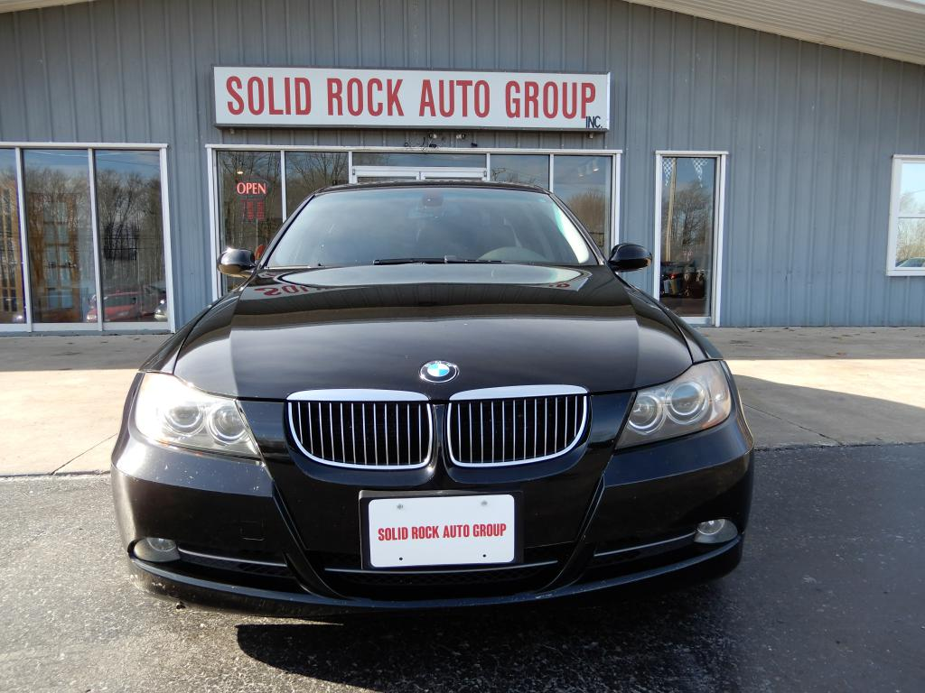 2006 BMW 330I SEDAN for sale at Solid Rock Auto Group