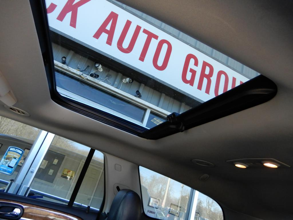 2010 BUICK ENCLAVE CXL for sale at Solid Rock Auto Group