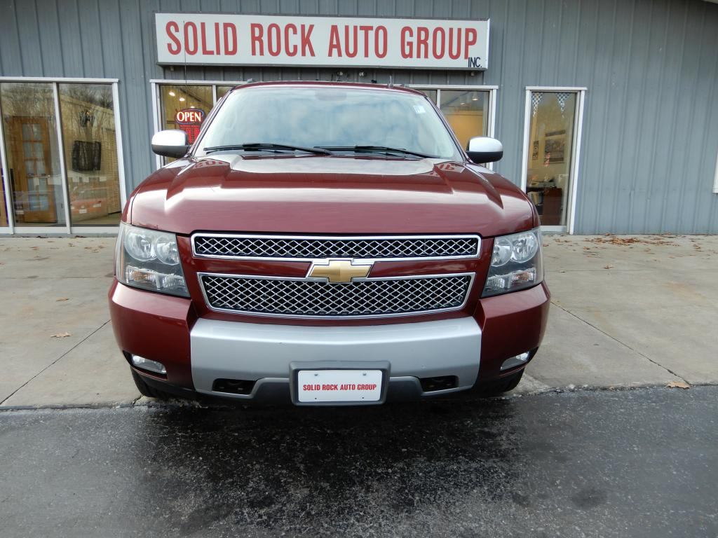 2008 CHEVROLET AVALANCHE 1500 for sale at Solid Rock Auto Group