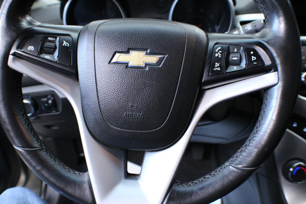 2013 CHEVROLET CRUZE LT for sale at Solid Rock Auto Group