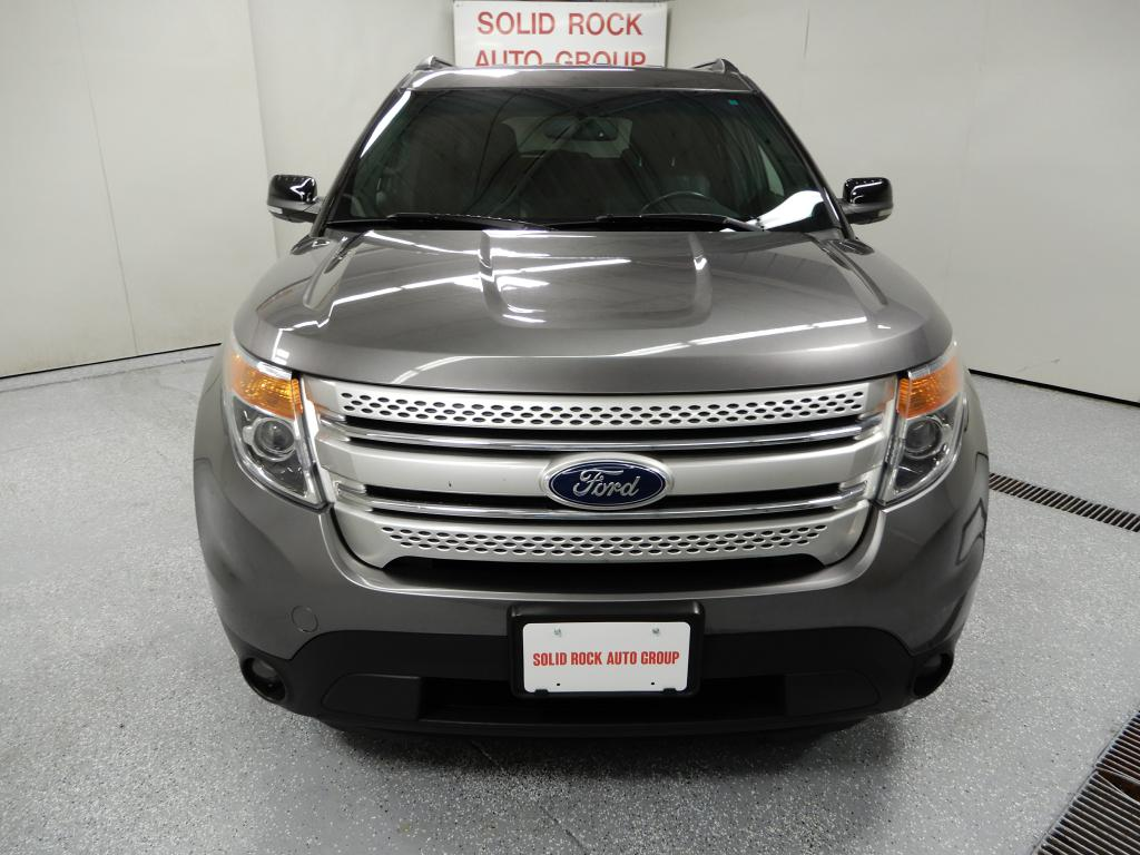 2011 FORD EXPLORER XLT for sale in Garrettsville, Ohio