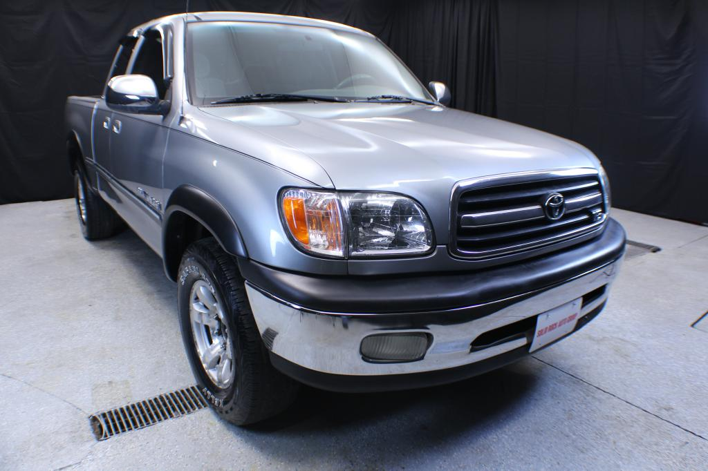 2001 TOYOTA TUNDRA ACCESS CAB for sale in Garrettsville, Ohio
