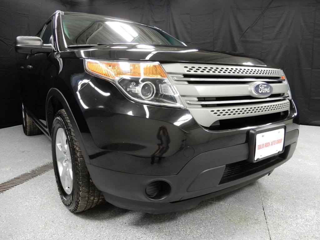 2013 FORD EXPLORER for sale at Solid Rock Auto Group