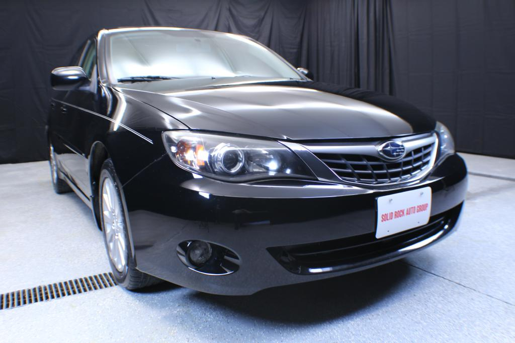 2009 SUBARU IMPREZA for sale at Solid Rock Auto Group