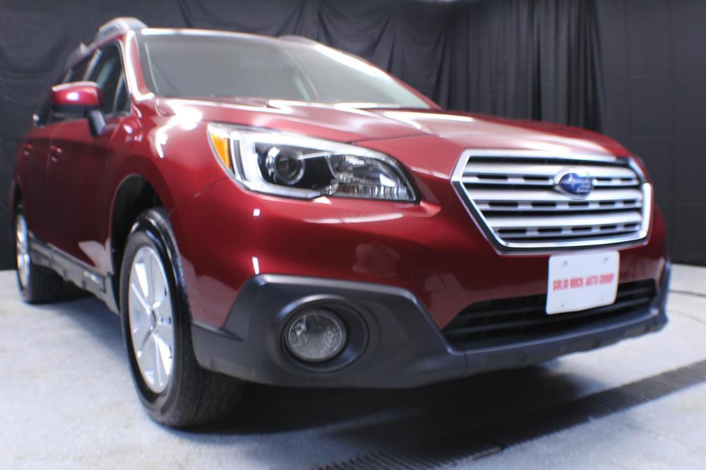 2016 SUBARU OUTBACK 2.5I PREMIUM AWD for sale in Garrettsville, Ohio