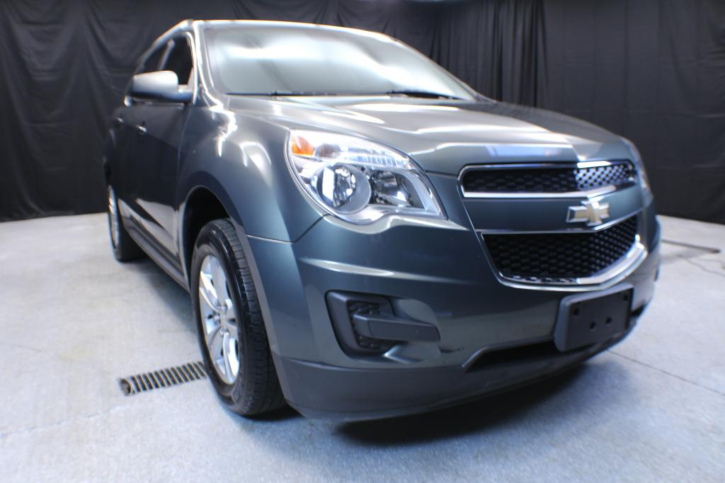 2013 CHEVROLET EQUINOX for sale at Solid Rock Auto Group