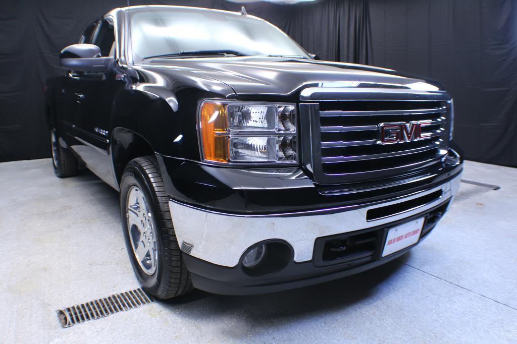 2011 GMC SIERRA for sale at Solid Rock Auto Group