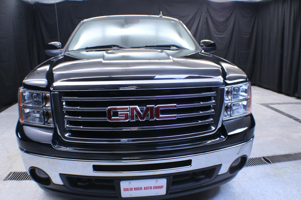 2011 GMC SIERRA 1500 SLT ALL TERRAIN for sale at Solid Rock Auto Group