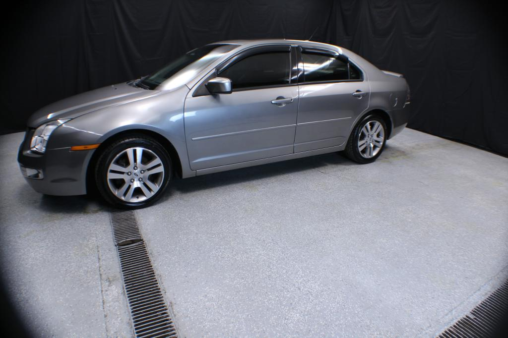 2008 FORD FUSION SE for sale at Solid Rock Auto Group