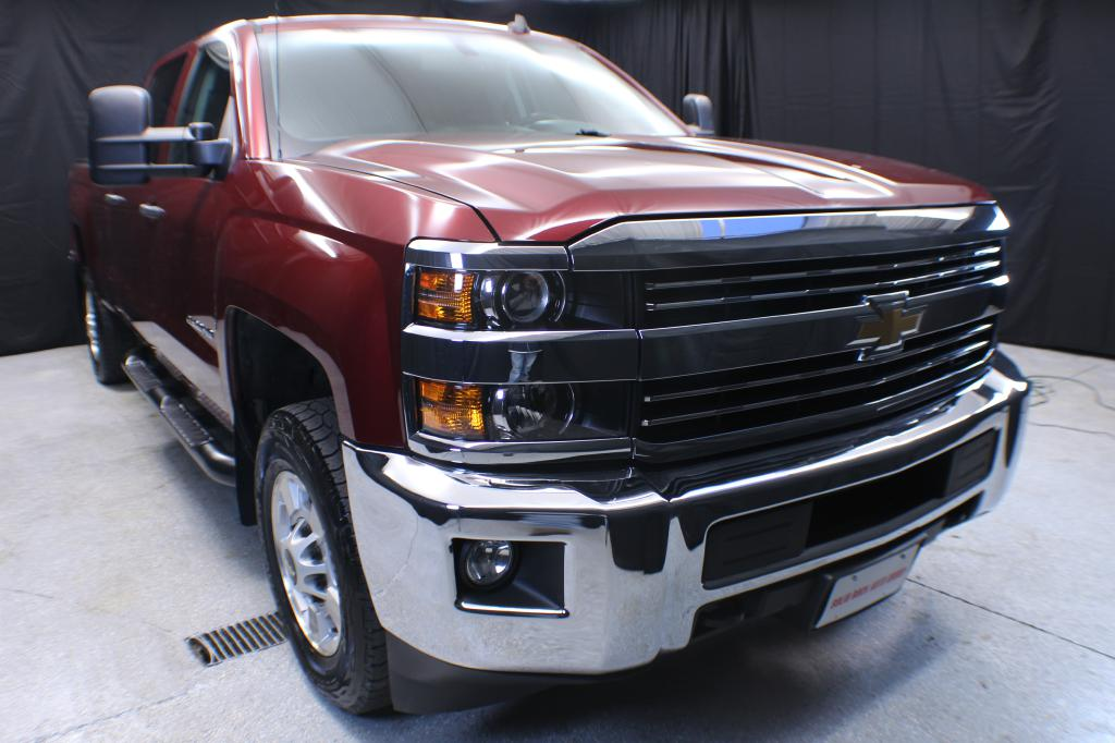 2015 CHEVROLET SILVERADO 2500  HEAVY DUTY LT for sale in Garrettsville, Ohio
