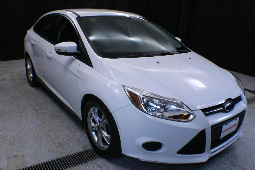 2014 FORD FOCUS SE for sale in Garrettsville, Ohio