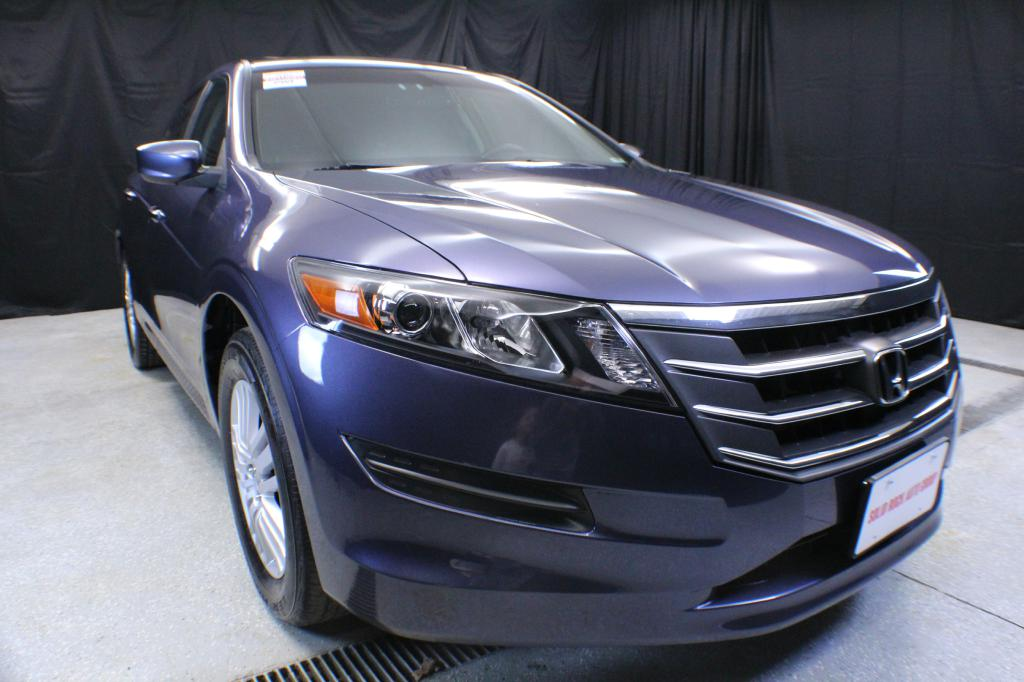 2012 HONDA CROSSTOUR for sale at Solid Rock Auto Group