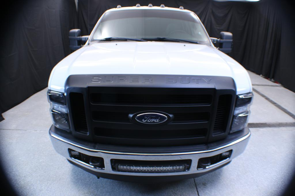 2008 FORD F350 for sale at Solid Rock Auto Group