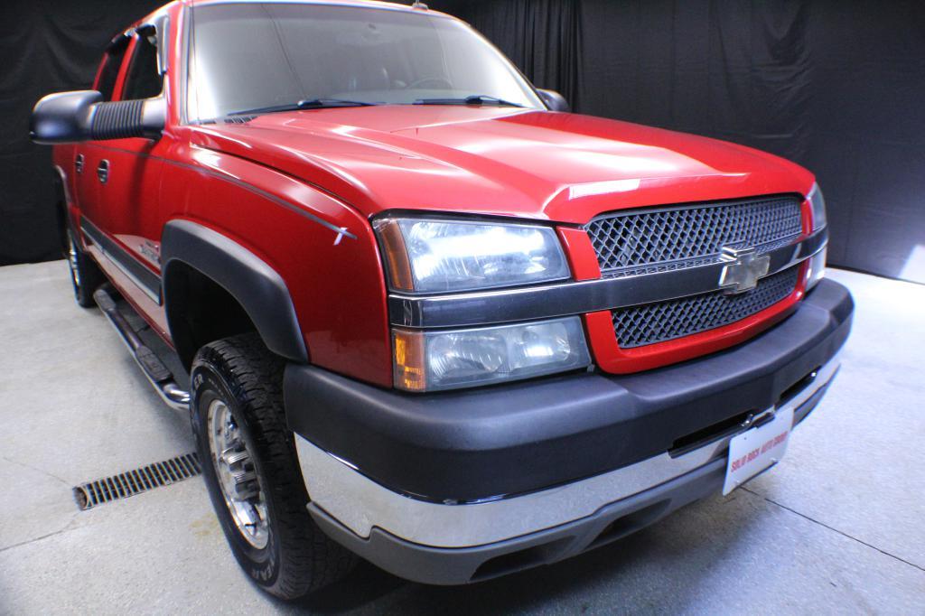 2003 CHEVROLET SILVERADO 2500 for sale at Solid Rock Auto Group