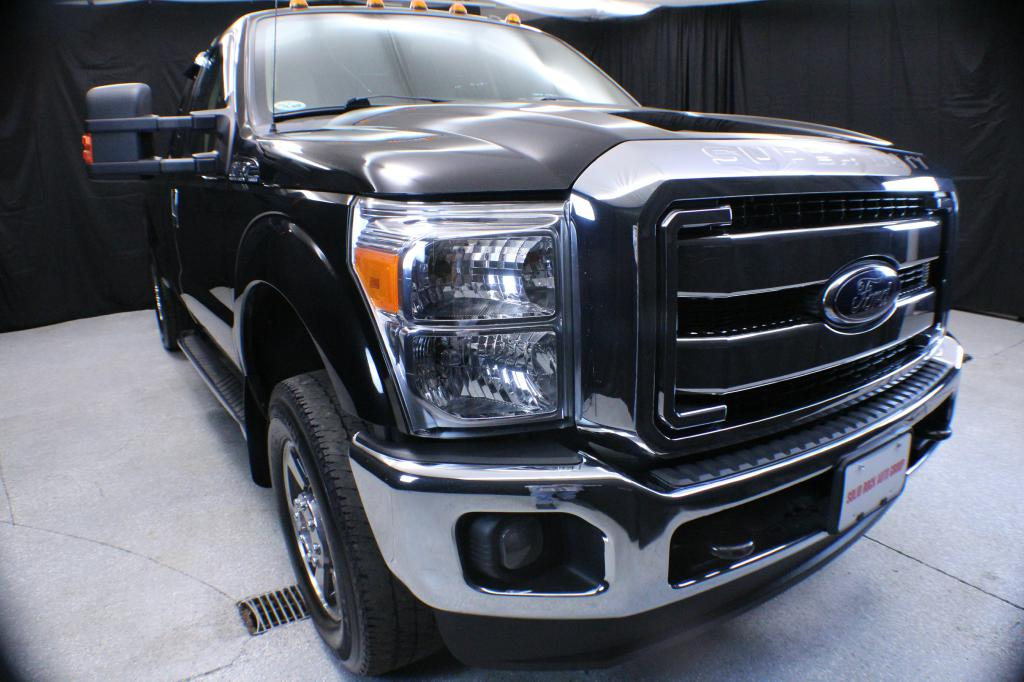 2013 FORD F250 for sale at Solid Rock Auto Group