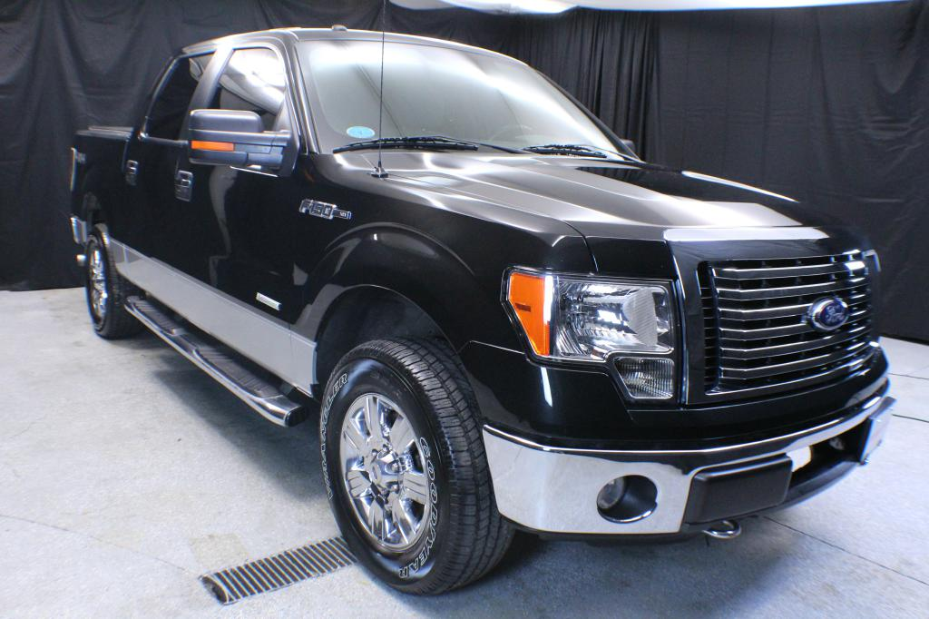 2012 FORD F150 SUPERCREW for sale in Garrettsville, Ohio