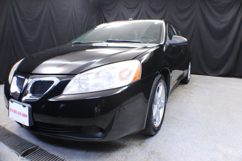 2008 PONTIAC G6 BASE for sale at Solid Rock Auto Group