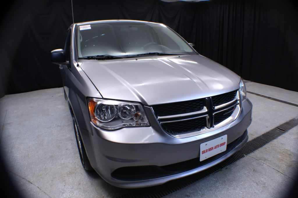 2013 DODGE GRAND CARAVAN for sale at Solid Rock Auto Group
