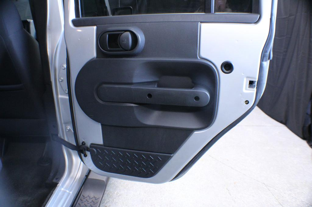 2010 JEEP WRANGLER UNLIMI SPORT for sale at Solid Rock Auto Group