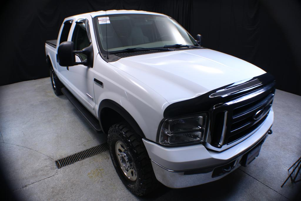 2006 FORD F250 for sale at Solid Rock Auto Group