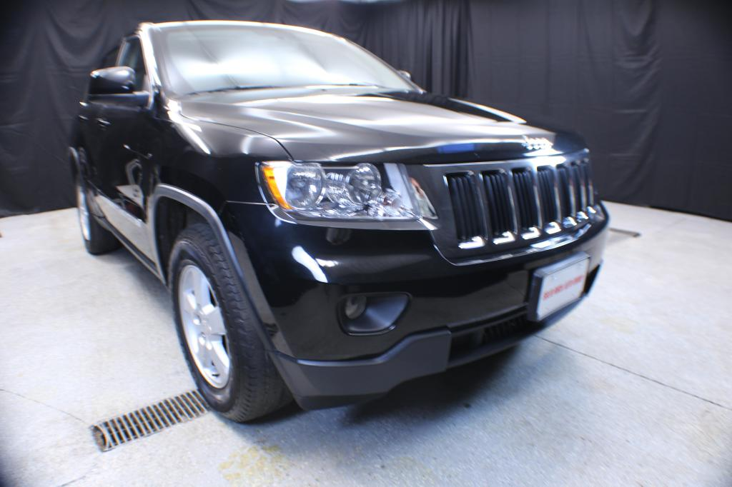 2012 JEEP GRAND CHEROKEE LAREDO for sale at Solid Rock Auto Group