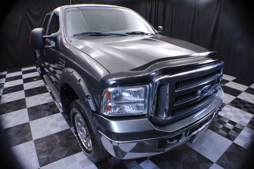 2005 FORD F250 for sale at Solid Rock Auto Group