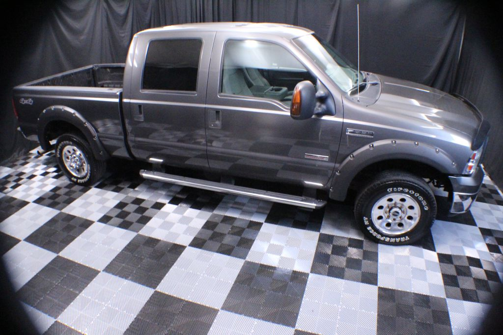 2005 FORD F250 SUPER DUTY for sale at Solid Rock Auto Group