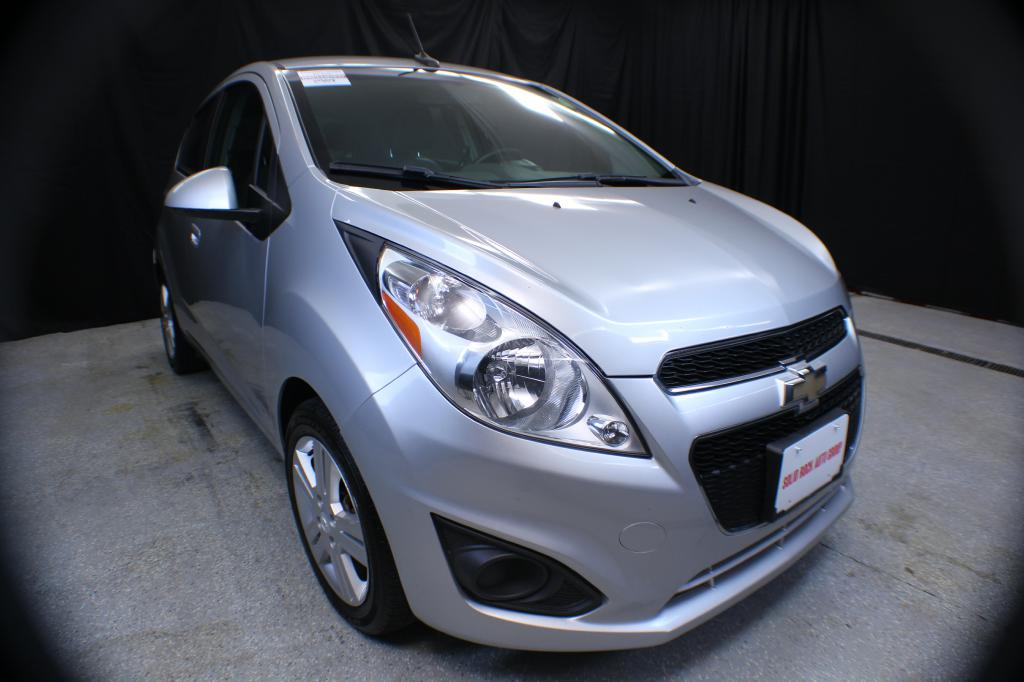 2013 CHEVROLET SPARK LS for sale in Garrettsville, Ohio