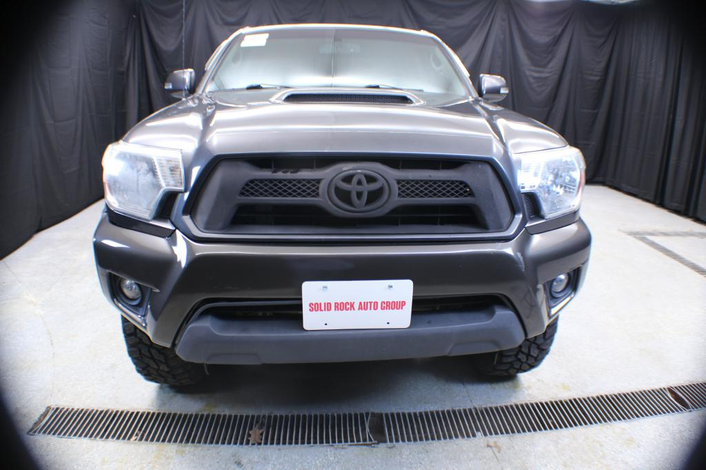 2012 TOYOTA TACOMA for sale at Solid Rock Auto Group