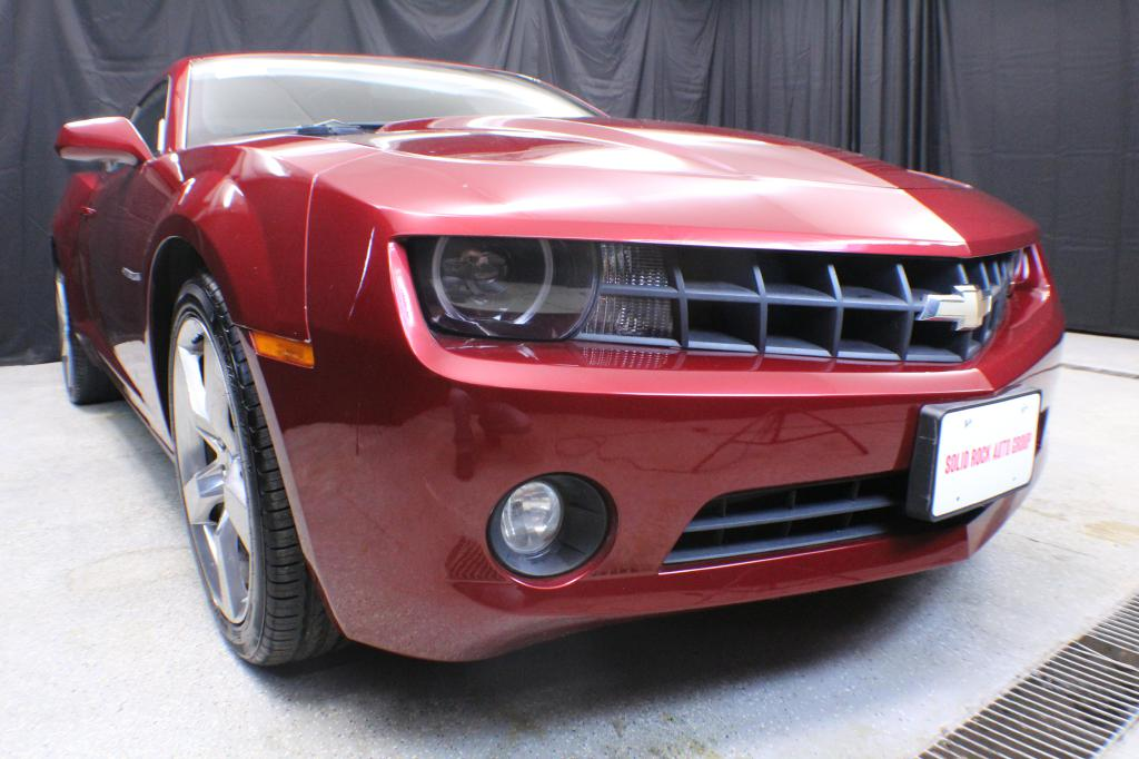2011 CHEVROLET CAMARO LT for sale at Solid Rock Auto Group ...