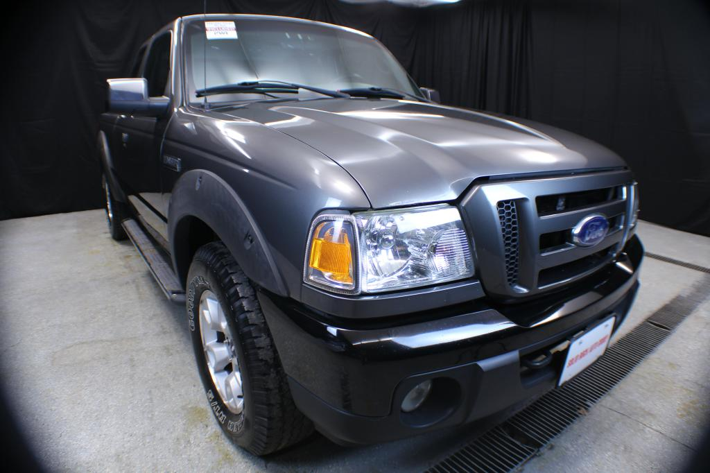 2009 FORD RANGER for sale at Solid Rock Auto Group