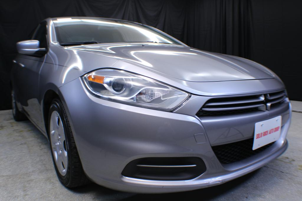 2015 DODGE DART for sale at Solid Rock Auto Group