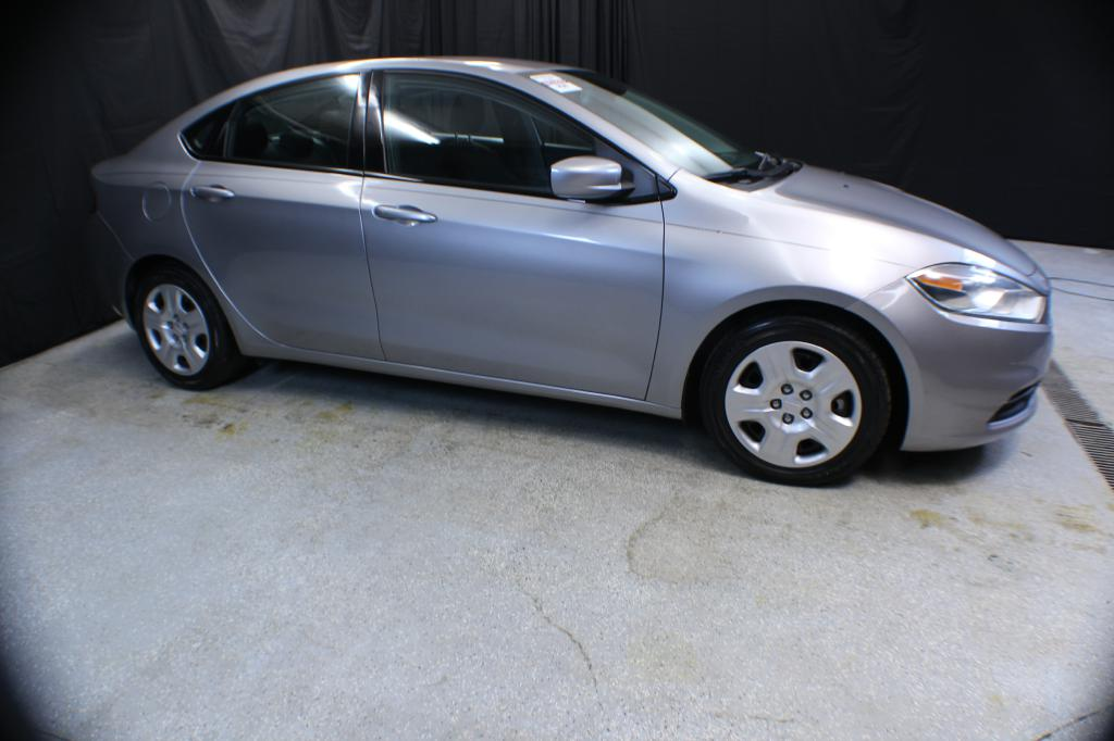 2015 DODGE DART SE for sale at Solid Rock Auto Group