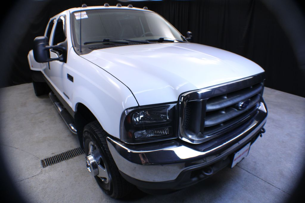 2001 FORD F350 SUPER DUTY for sale at Solid Rock Auto Group