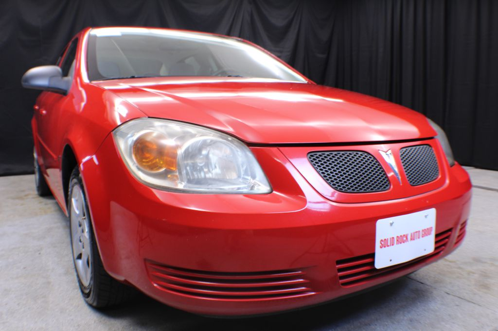 2009 PONTIAC G5 for sale at Solid Rock Auto Group