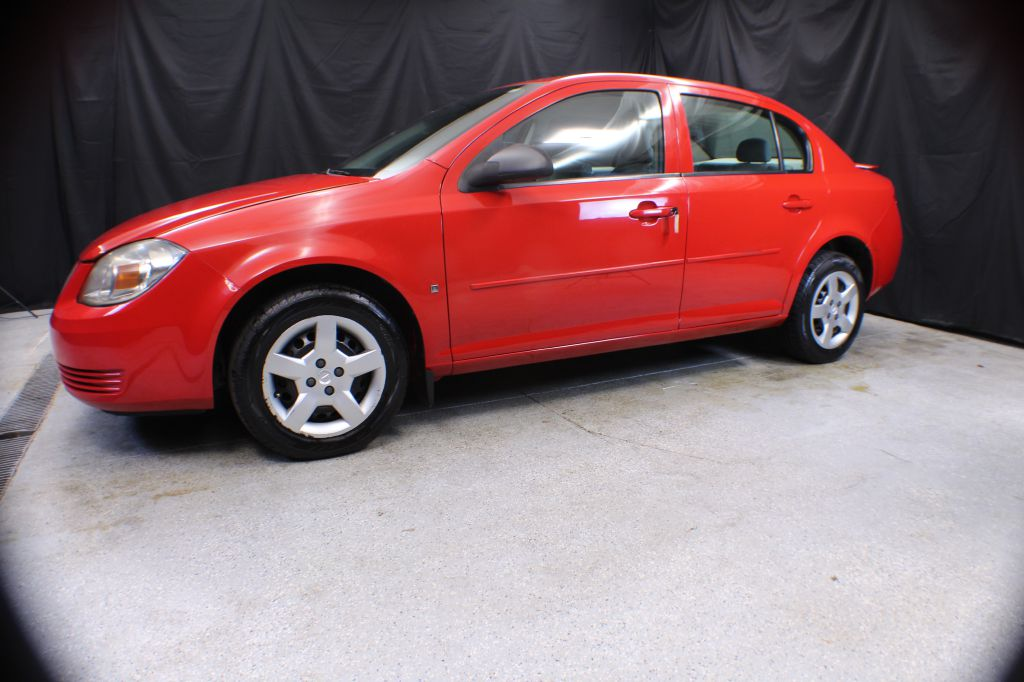 2009 PONTIAC G5 SEDAN for sale at Solid Rock Auto Group