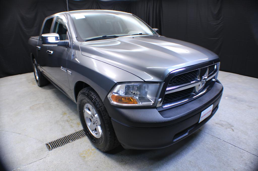 2010-DODGE-RAM 1500-QUAD CAB 4X4 SPORT-FOR-SALE-Garrettsville-Ohio for sale at Solid Rock Auto Group