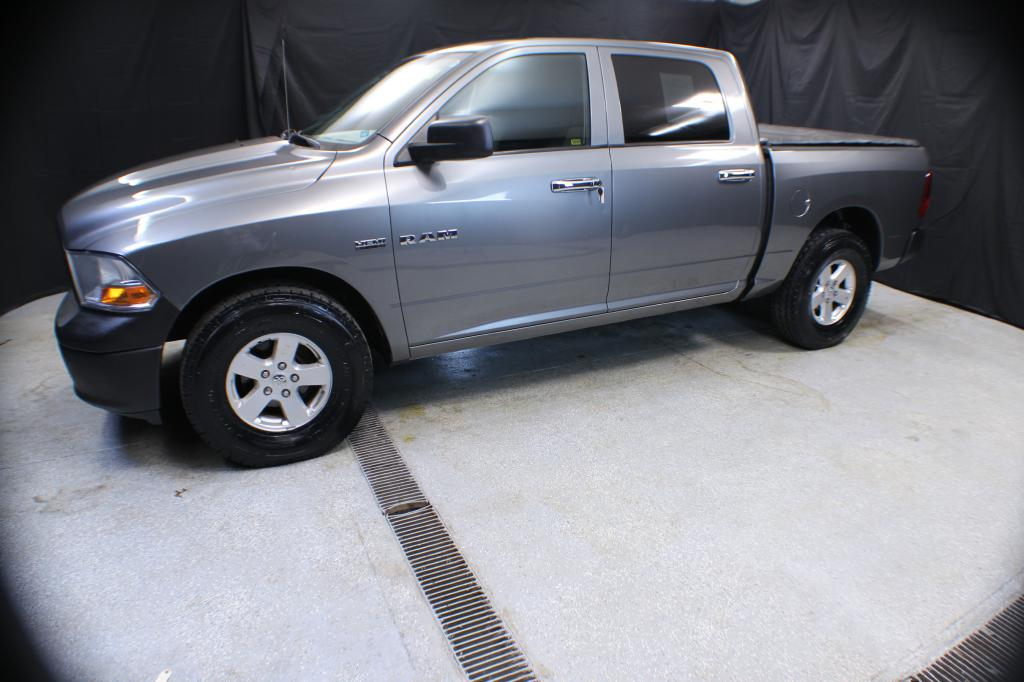 2010 DODGE RAM 1500 QUAD CAB 4X4 SPORT for sale at Solid Rock Auto Group